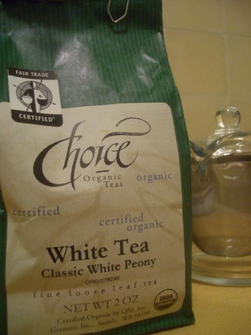 White Peony da Choice