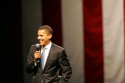 Barack Obama fofo