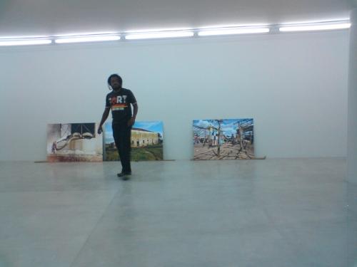 SOSO arte contemporânea africana