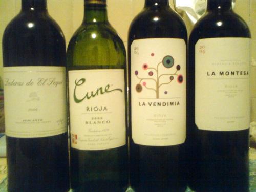 o quarteto espanhol