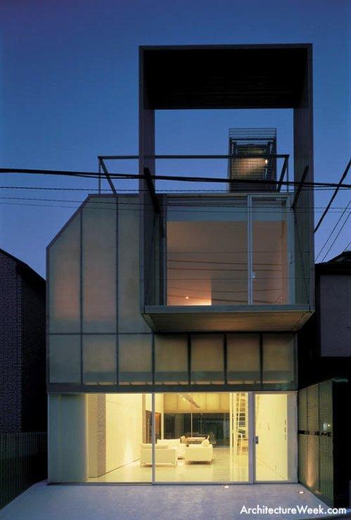 The Plastic House - uma casa feita de plástico