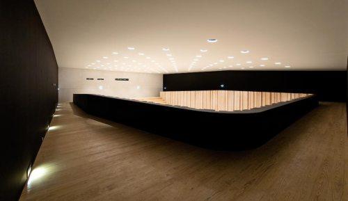 interior da Escola Superior de Música de Lisboa