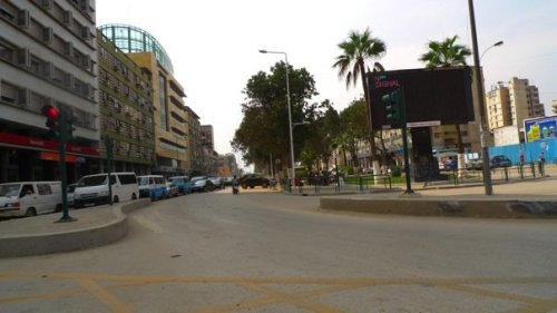 a cidade de Luanda