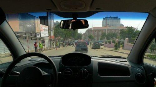 tour pela cidade de Luanda