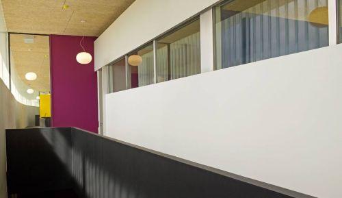 interior da Escola Alemã de Lisboa