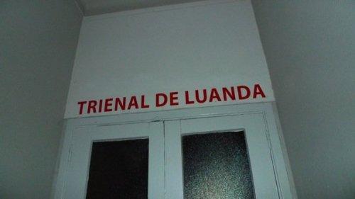 entrada do escritório que fica no prédio do Hotel Globo